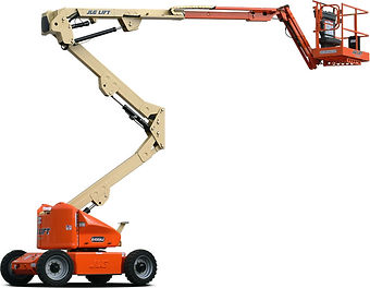Coleman Equipment Rentals Boom Lifts E450AJ