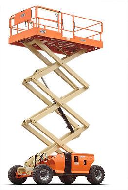 Coleman Equipment Rentals Scissor Lifts 3394RT