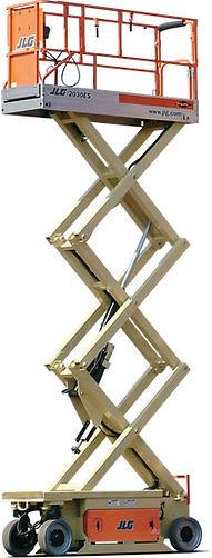 Coleman Equipment Rentals Scissor Lifts 2030ES