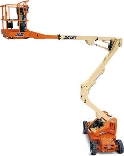 Coleman Equipment Rentals Boom Lift M450AJ