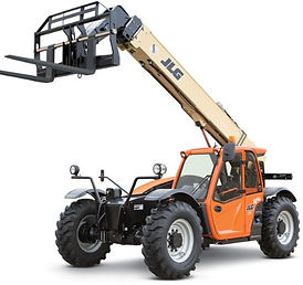 Coleman Equipment Rentals Telehandlers/Reach Forklifts JLG642