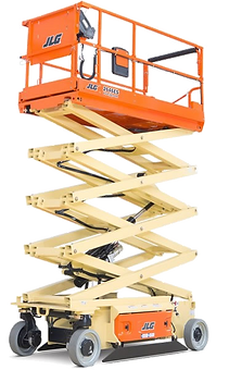 Coleman Equipment Rentals Scissor Lifts