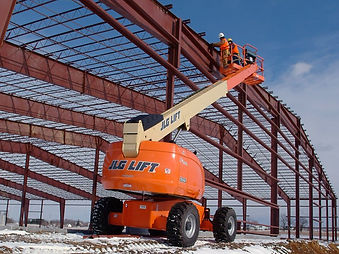 Coleman Equipment Rentals Boom Lifts 600S