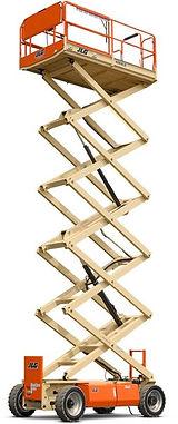 Colerman Equipment Rentals- Scissor Lifts-  M4069LE
