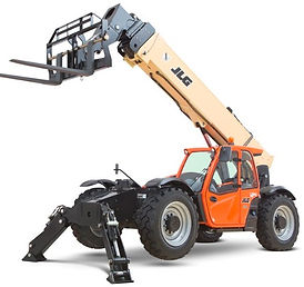 Coleman Equipment Rentals Telehandlers/Reach Forklift 1055