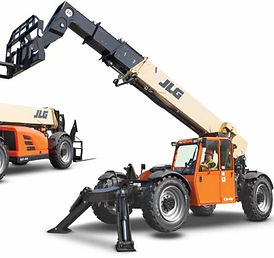 Coleman Equipment Rentals Telehandler/Reach Forklifts JLGG1255A