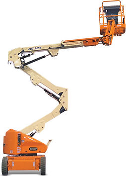 Coleman Equipment Rentals Boom Lift E400AN