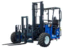 Coleman Equipment Rentals PiggyBack Forklifts PB45STM