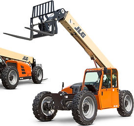 Coleman Equipment Rentals Telehandlers/Reach Forklifts JLGG642A