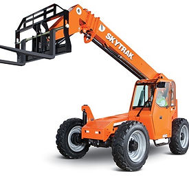 Coleman Equipment Rentals Telehandler/Reach Forklifts SKYTRACK6042