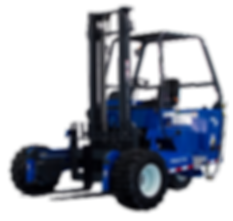 Coleman Equipment Rentals PiggyBack Forklifts