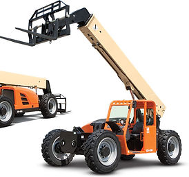 Coleman Equipment Rentals Telehandlers/Reach Forklifts JLGG943a