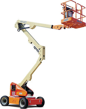 Coleman Equipment Rentals Boom Lifts E450