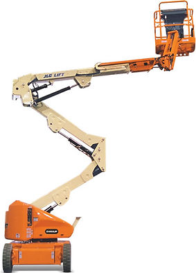 Coleman Equipment Rentals Boom Lifts E400AJP