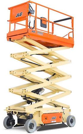 Coleman Equipment Rentals Scissor Lifts 2646ES