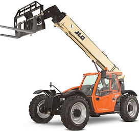 Coleman Equipment Rentals Telehandlers/Reach Forklifts JLG943