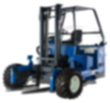Coleman Equipment Rentals PiggyBack Forklifts PB55