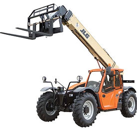 Coleman Equipment Rentals Telehandlers/Reach Forklifts JLG742