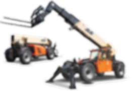 Coleman Equipment Rentals Telehandlers/Reach Forklifts