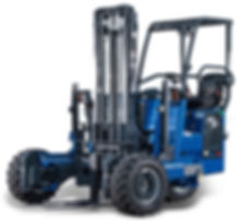Coleman Equipment Rentals PiggyBack Forklifts PB55-4