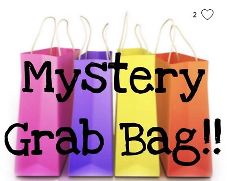 Holiday mystery bag