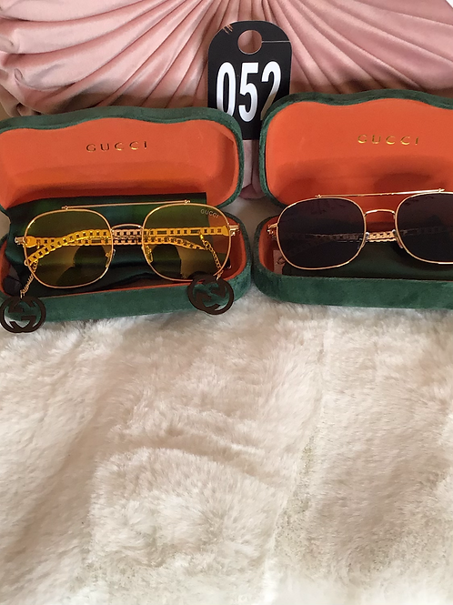 GG Sunglasses With Detachable Accessories 052