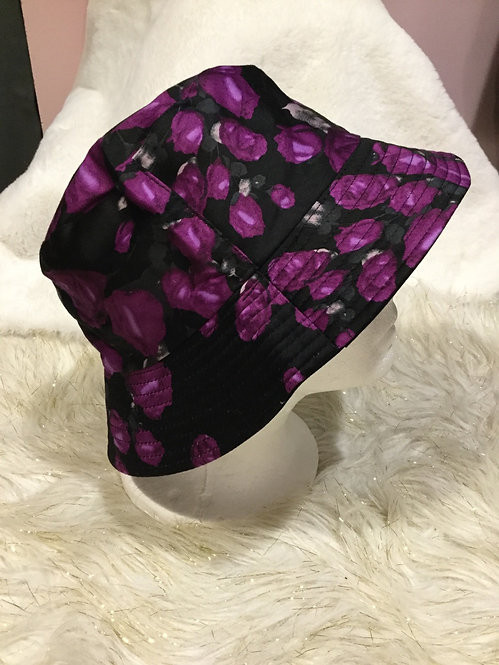 Fun Reversible  Summer Hat