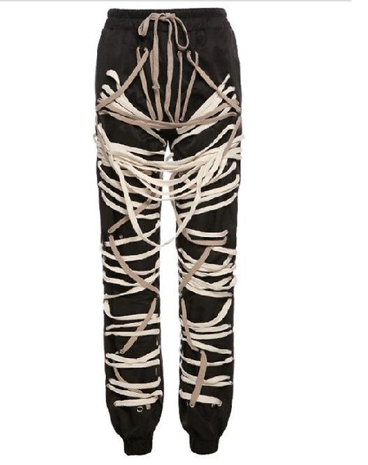 BLK Pants String Design 579