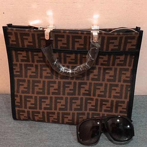 FF medium handbag