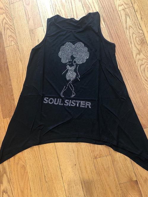 Soul Sister full body tank regular size