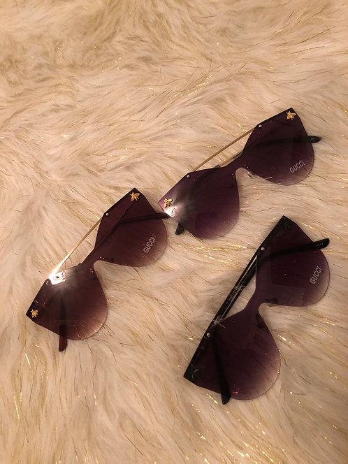 New GG rimless shades