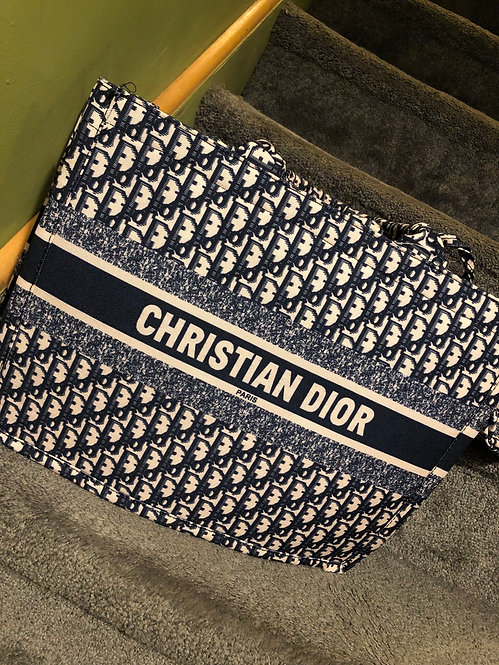 New  inspired Christian Dior tote and poutch pre order