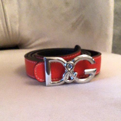 D&G Belt Thin