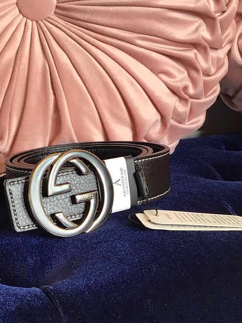 GG Belt with  Buckle