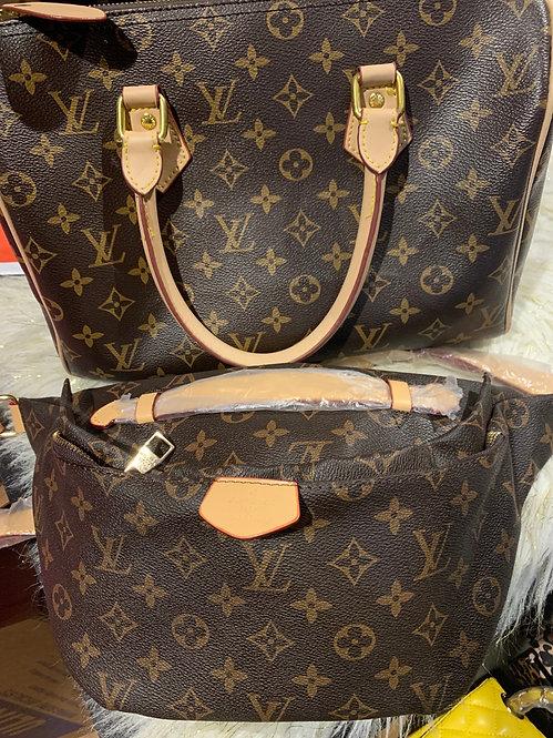 Inspired LV Fanny pack bum bag