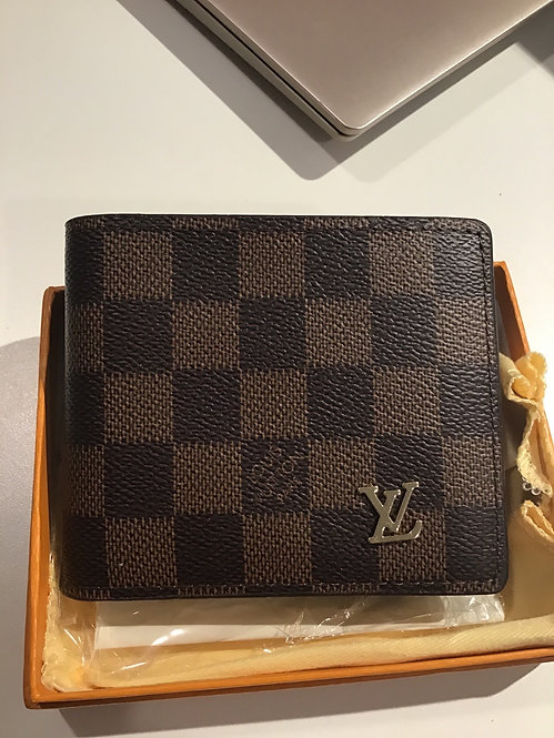 Quality Inspired Lv wallet with box men