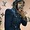 Thumbnail: Diva Denim jacket  J0509