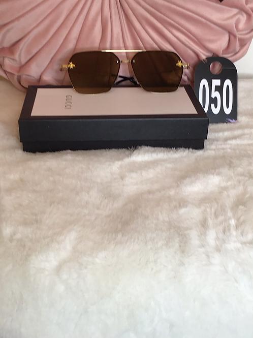 GG Aviator Style Sunglasses 050