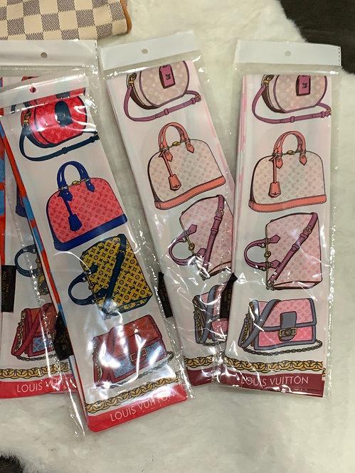 Large Lv handbag headband