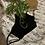 Thumbnail: Rhinestone new black mask initial