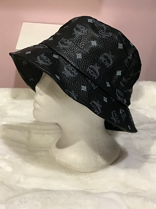 Inspired Mcm bucket hat