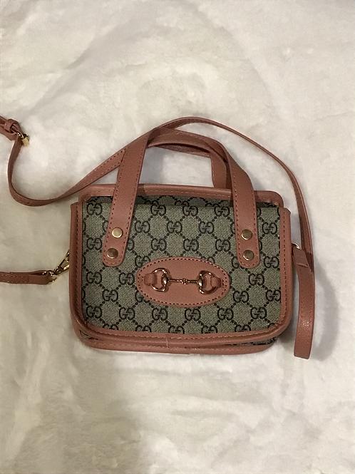 Pink Gucci Inspired Crossbody 95822