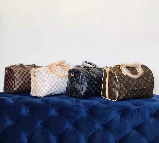 Inspired Lv speedy handbag