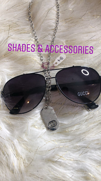 GG black shades