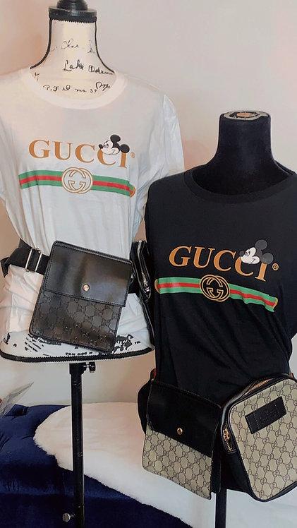 GG Mickey Mouse Shirt