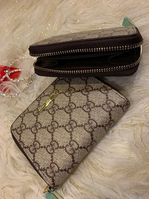 Zipper medium wallet