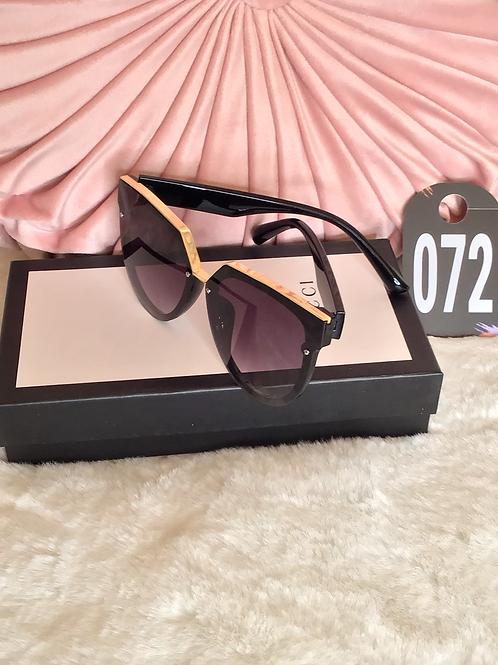 GG Cat Eye Sunglasses 072