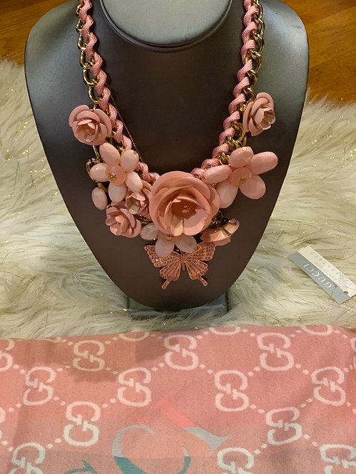 Carribean Flower necklace #205