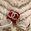 Thumbnail: Large Inspired Chanel Cuff Bracelet