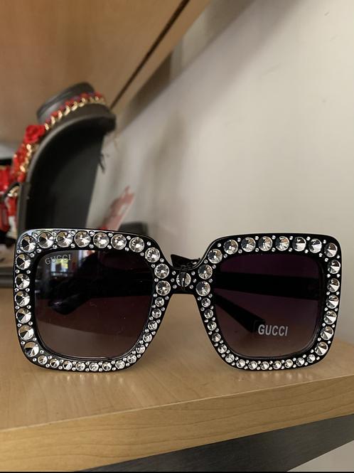 """""""Hollywood"""" bling shades"""